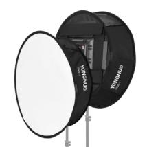 Yongnuo YN 600 L PRO LED Lámpa Szoftbox Állvány és Hálózati táp kit