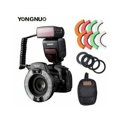 Yongnuo YN 14EX II Canon ETTL Makro Körvaku