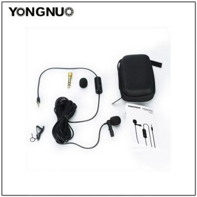 Yongnuo Mikrofon YN221 csiptetős