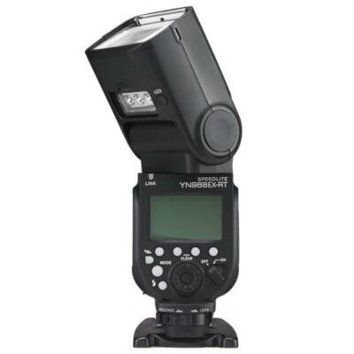 Yongnuo YN968EX-RT rendszervaku Canon vázhoz