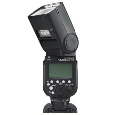 Yongnuo YN968EX RT rendszervaku Canon vázhoz