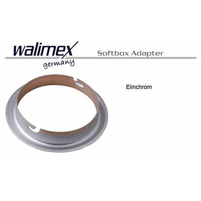 Elinchrom softbox adapter