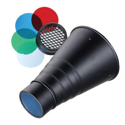 H VC Pro szpotfeltét szellőzővel és színszűrőkkel