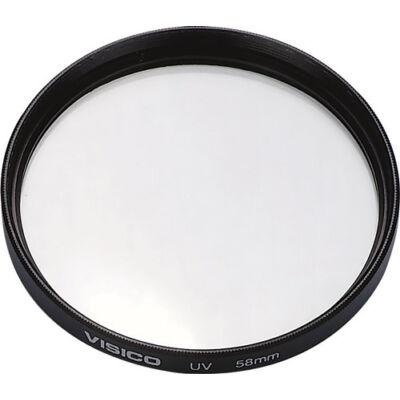 58 mm UV szűrő Visico