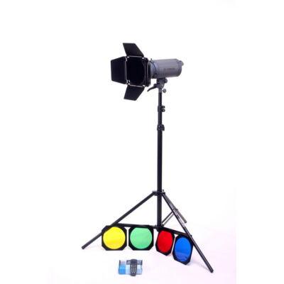 Hunbright Visico VC LR 400 4 oldalas fényterelős távirányítós vaku szett