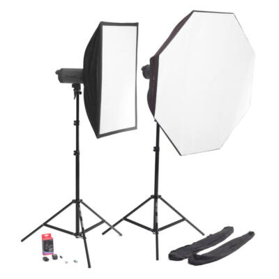 Hunbright Visico VC HHLR Pro 6.4. 120 octo 60x90 box stúdióvaku kit