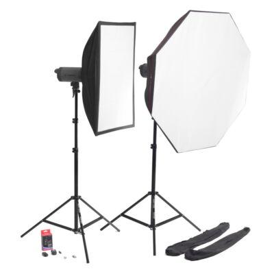 Hunbright Visico VC HHLR Pro 6.6. 120 octo 60x90 box stúdióvaku kit
