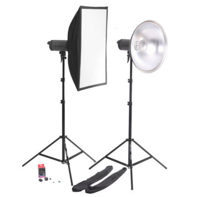 Hunbright Visico VC HHLR Pro 4.4. 60x90 beauty box stúdióvaku kit