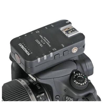 Yongnuo YN 622 c Canon TTL vaku kioldó ETTL