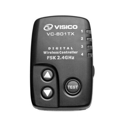 Hunbright Visico 801 TX. Rádiós vakukioldó és távvezérlő