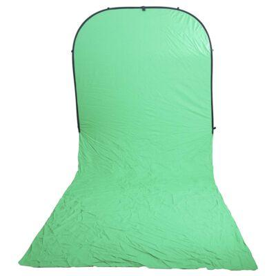 HT LF 200 x 230 cm greenbox háttér 230 cm kifutóval