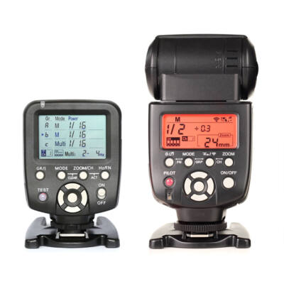 Yongnuo 560 III vaku és 560 TX Nikon kioldó és távirányító
