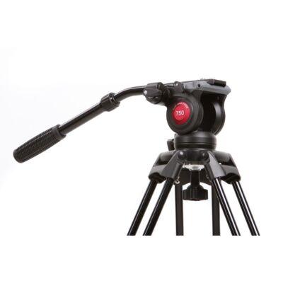 NL VT03 Professzionális videó állvány NL02 ballbase fejjel 145cm.Hunbright