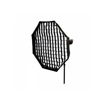 Hunbright Visico Pro Grid Octobox szoftbox 120 cm méhsejtráccsal