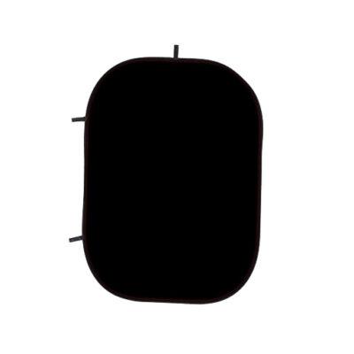 Walimex fekete Háttér  150 x 200 cm