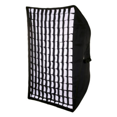 Hunbright Pro Grid Softbox 90 x 120 cm.