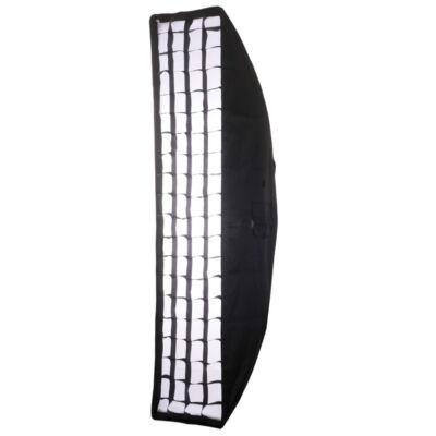 Hunbright Pro Grid Csík Softbox 40 x 200 cm.