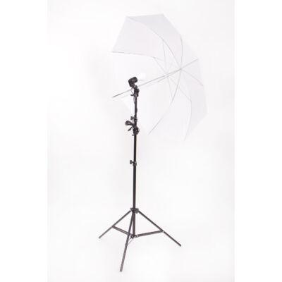 Vlog Basic LF50 Két lámpás, Led izzós ernyős szett 2x25W LED / 5400 K