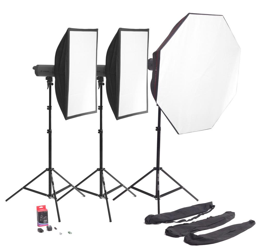 e59107229d90 Hunbright Visico VC HHLR Pro 6.6.6. 120 60x90 box kit - Komplett stúdió  szettek